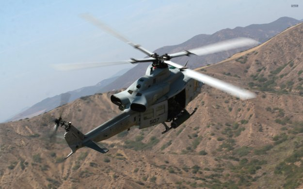bell-uh-1y-venom-helicopter