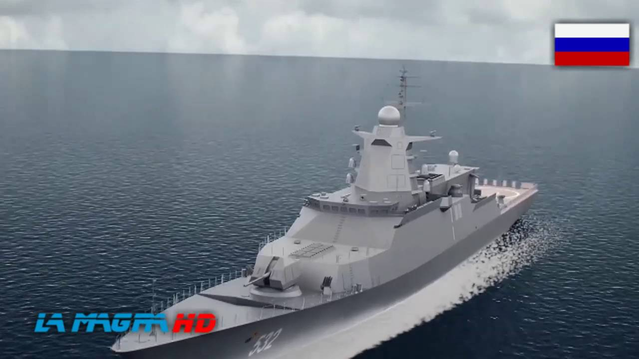 stealth warship gremyashchyclass corvettes project 20385