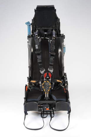 "Martin-Baker Mark 16F ""zero-zero"" ejection seat"
