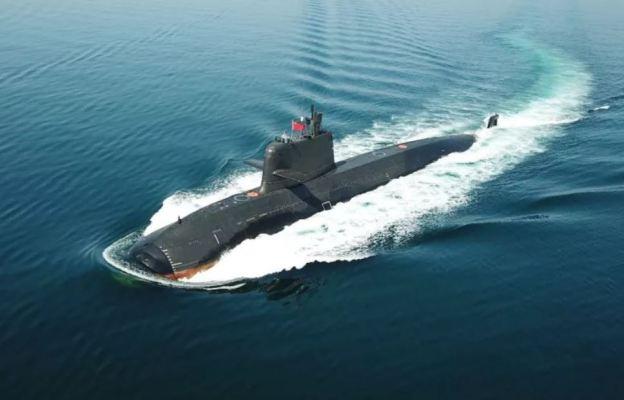 Yuan Type 039A / B / C – Type 041 submarine Yuan Class | Thai ...