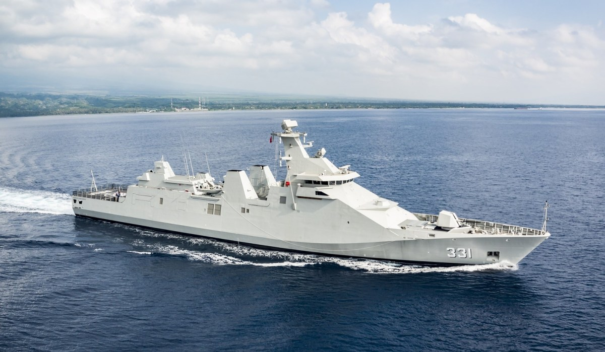 SIGMA 10514 PKR Guided-Missile Frigates, Indonesia