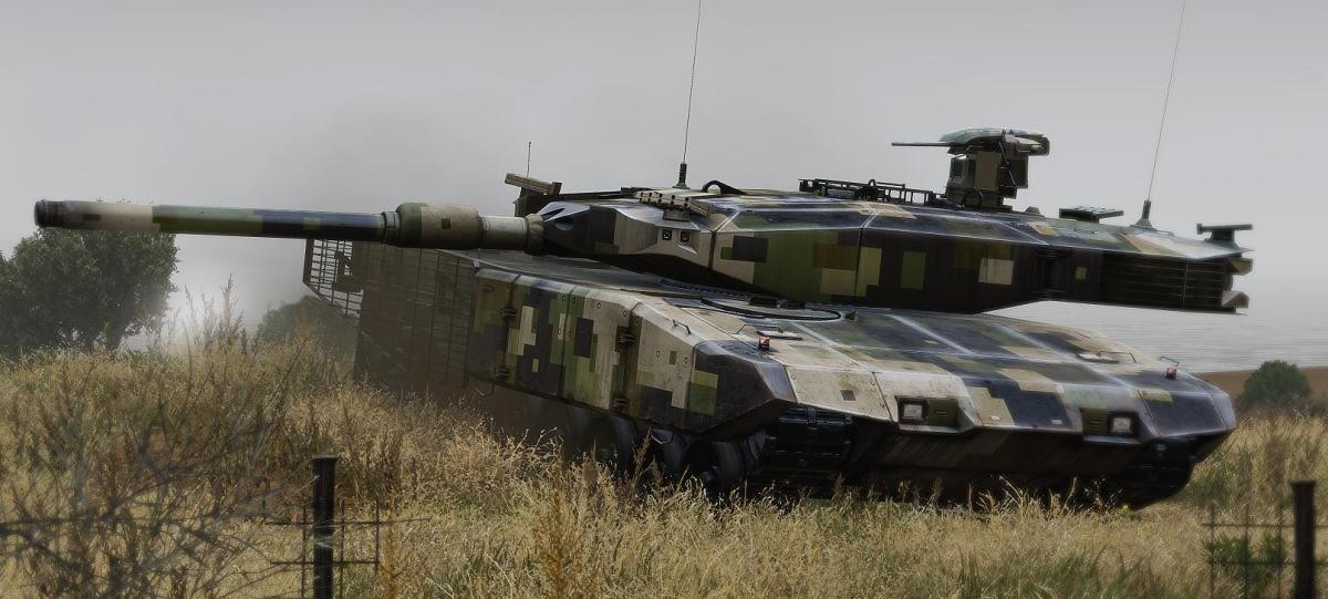 MBT Revolution by Rheinmetall