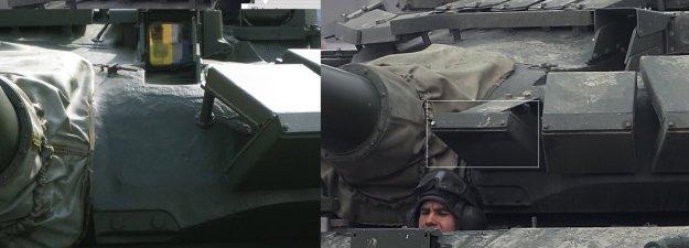 تعرف على النسخه الاحدث من دبابه T-73B3 التي عرضت في استعراض يوم النصر 2017 C8rsnbowaaef4vm